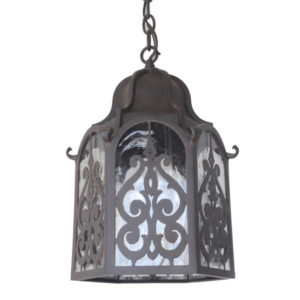 Iron Chandelier Alegre Akeria Outdoor
